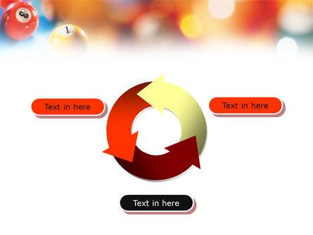 Billiard PowerPoint Template Slide 9
