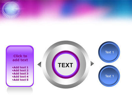 Binary Code PowerPoint Template Slide 12