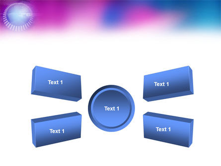 Binary Code PowerPoint Template Slide 6