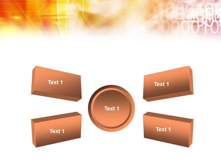 Information Ambit PowerPoint Template Slide 6