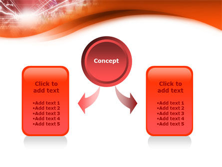 Information Sphere PowerPoint Template Slide 4