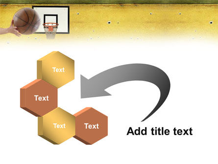 Basketball Of Youth PowerPoint Template Slide 11