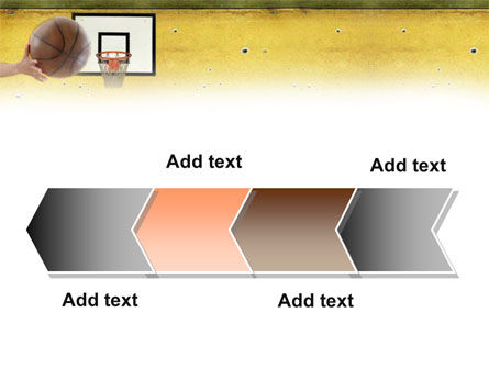 Basketball Of Youth PowerPoint Template Slide 16