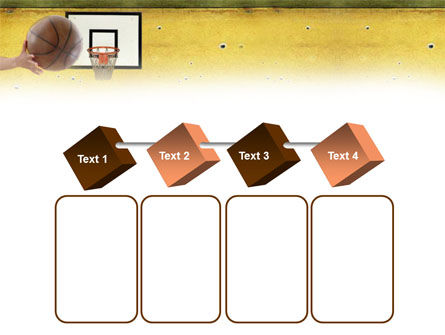 Basketball Of Youth PowerPoint Template Slide 18