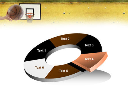 Basketball Of Youth PowerPoint Template Slide 19