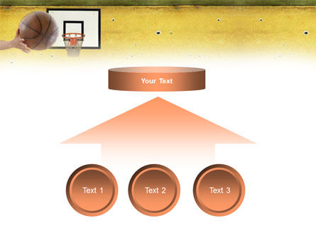 Basketball Of Youth PowerPoint Template Slide 8