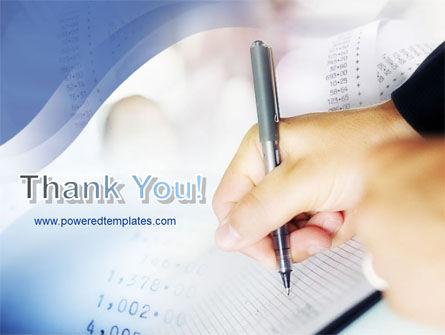 Bookkeeping PowerPoint Template Slide 20
