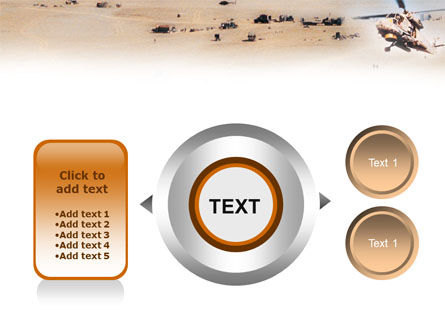 Helicopter PowerPoint Template Slide 12