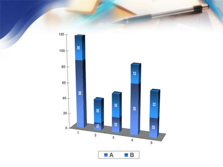 Accounting Tools PowerPoint Template Slide 17