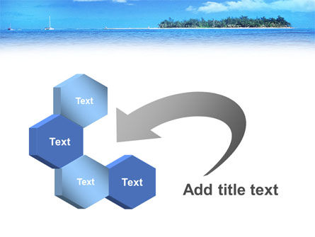Island in the Sea PowerPoint Template Slide 11