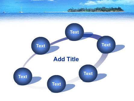 Island in the Sea PowerPoint Template Slide 14