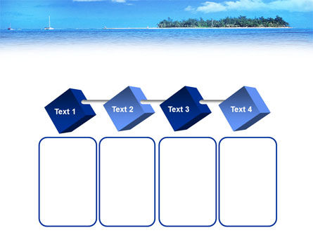 Island in the Sea PowerPoint Template Slide 18