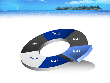 Island in the Sea PowerPoint Template Slide 19