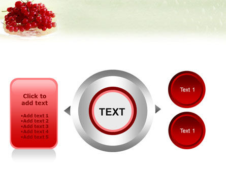 Red Currant PowerPoint Template Slide 12