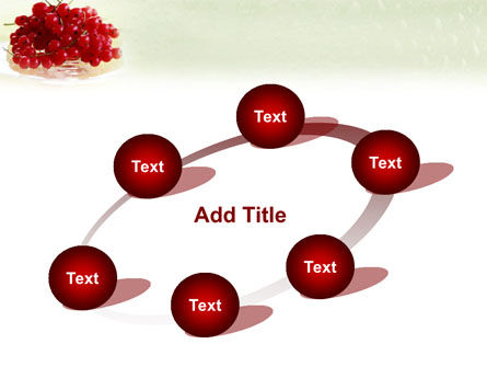 Red Currant PowerPoint Template Slide 14