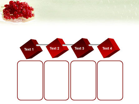 Red Currant PowerPoint Template Slide 18