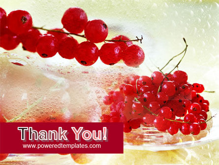 Red Currant PowerPoint Template Slide 20