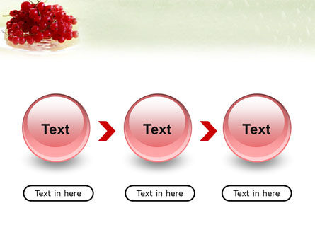 Red Currant PowerPoint Template Slide 5