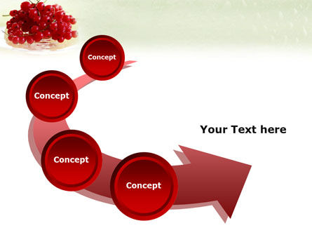 Red Currant PowerPoint Template Slide 6