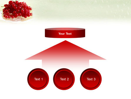 Red Currant PowerPoint Template Slide 8