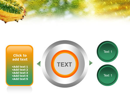 Exotic Fruit PowerPoint Template Slide 12