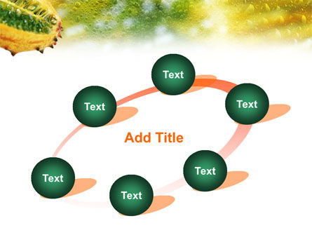 Exotic Fruit PowerPoint Template Slide 14