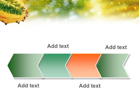 Exotic Fruit PowerPoint Template Slide 16