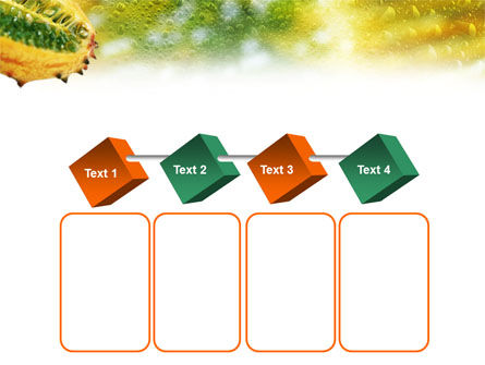 Exotic Fruit PowerPoint Template Slide 18