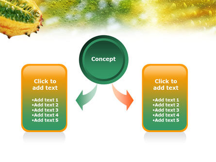Exotic Fruit PowerPoint Template Slide 4