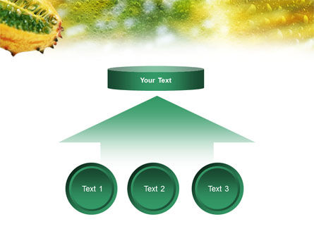 Exotic Fruit PowerPoint Template Slide 8