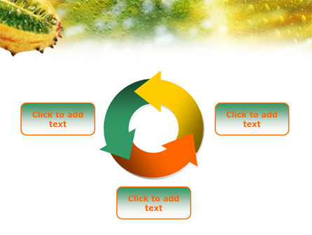 Exotic Fruit PowerPoint Template Slide 9