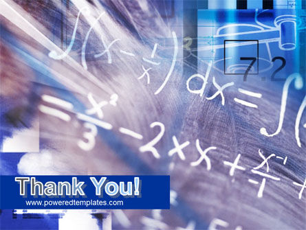 Higher Mathematics PowerPoint Template Slide 20