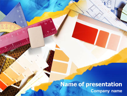 Drafting PowerPoint Template
