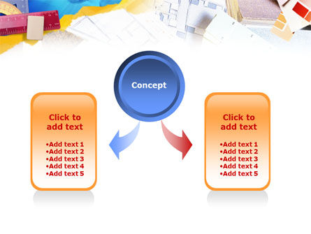 Drafting PowerPoint Template, Slide 4, 01344, Careers/Industry — PoweredTemplate.com