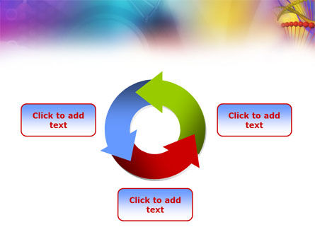 DNA Model PowerPoint Template Slide 9