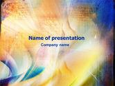 Art & Entertainment: Marvelous Palette PowerPoint Template #01355