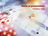 Consulting: Redecoration PowerPoint Template #01356