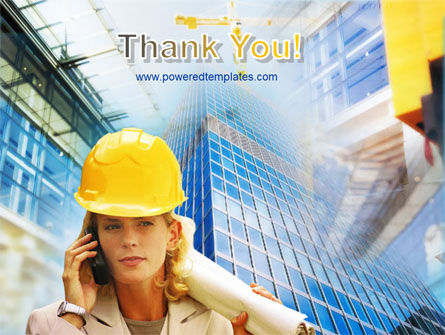 Architectural Supervision PowerPoint Template Slide 20