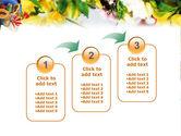 Flower Ornamentation PowerPoint Template#14