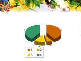Flower Ornamentation PowerPoint Template#17