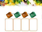 Flower Ornamentation PowerPoint Template#18