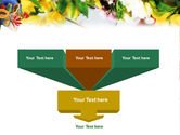 Flower Ornamentation PowerPoint Template#3