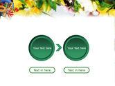 Flower Ornamentation PowerPoint Template#5