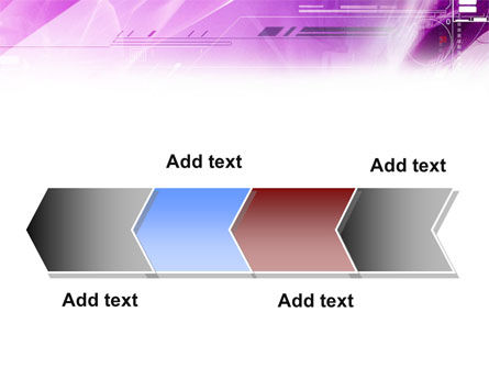 Lilac Space PowerPoint Template Slide 16