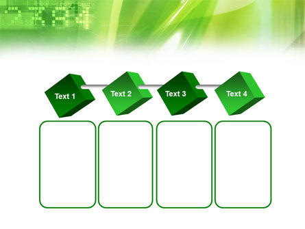Green PowerPoint Template Slide 18