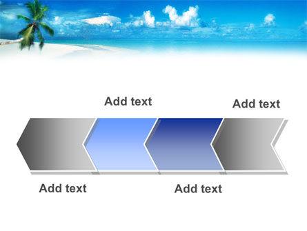 Beach Girl PowerPoint Template Slide 16