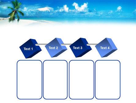 Beach Girl PowerPoint Template Slide 18