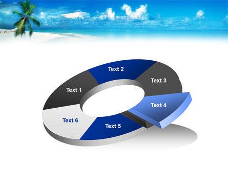 Beach Girl PowerPoint Template Slide 19
