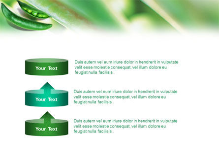 Pea Pod PowerPoint Template Slide 10