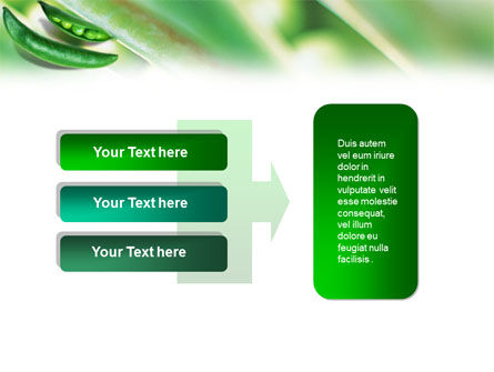 Pea Pod PowerPoint Template Slide 11